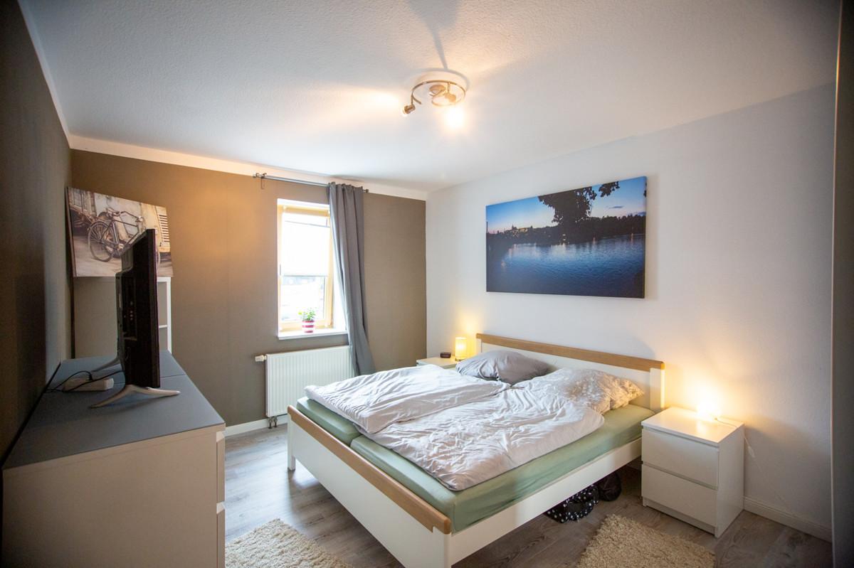 Schlafzimmer EG Haupthaus