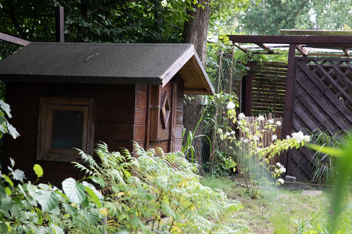 Garten Haupthaus