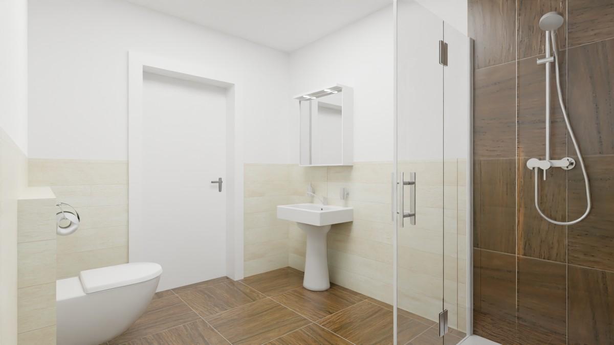 Mögliche Einrichtung Badezimmer